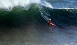 Ondas da Nazaré em destaque nos prémios de ondas gigantes