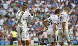 Quando o calcanhar de Cristiano Ronaldo fez história no Bernabéu