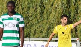 Arouca-Sporting B, 2-0: Golos de Roberto e Areias dão vitória sobre os leões