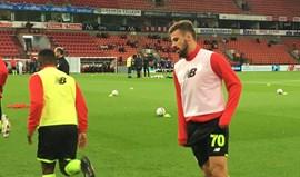 Bélgica: Standard Liège goleia em jogo da Taça