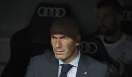 Zidane nega ansiedade de Cristiano Ronaldo