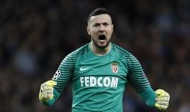 Subasic e Raggi renovam contrato pelo Monaco