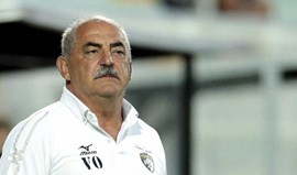Vítor Oliveira: «Não queremos fazer história, queremos pontos»