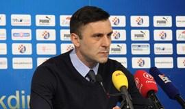 Treinador do Dínamo Zagreb agredido à porta de casa