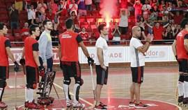 Benfica renova desejo de conquistar títulos sem qualquer 'trauma' do passado