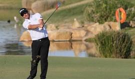 Portugal Masters: Lima e Gouveia fecham volta inaugural duas pancadas abaixo