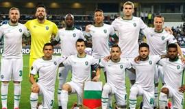 Bulgária: Ludogorets sofre para atingir 'oitavos' da Taça