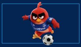 Everton sofre após parceria com Angry Birds