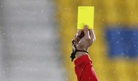 Árbitros sentem estado de alarme no futebol português