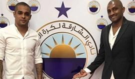 Welliton assina contrato de dois anos com Al-Sharjah
