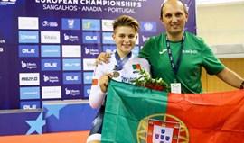 Júnior Maria Martins foi 44.ª na prova de fundo dos Mundiais de Estrada