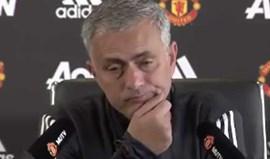 Jogar em Moscovo ou em Lisboa? Mourinho não perde o sono com questões... 'menores'