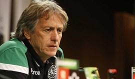 Jorge Jesus comentou assim a crise do Benfica