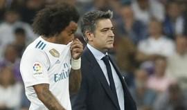 Marcelo junta-se à lista de lesionados do Real Madrid