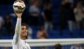 Um póquer de Ronaldo depois do bluff inicial