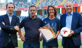 Paula Pinho diz que distinção da UEFA é um reconhecimento do seu trabalho