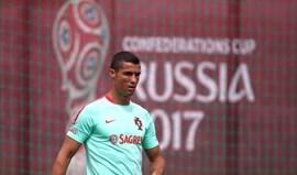 FIFA 18: Seleção Nacional apresenta-se...