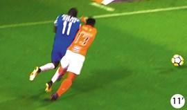 Os casos do FC Porto-Portimonense