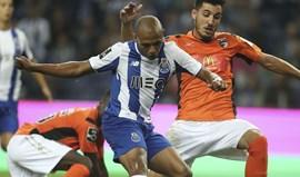 A crónica do FC Porto-Portimonense, 5-2: Cavalgada sem arreios
