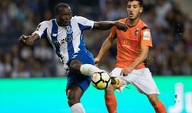 Os jogadores do FC Porto um a um: Aboubakar e os outros