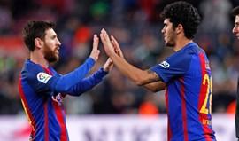 Jovem craque do Barcelona vê jogos de Messi em 'repeat' mas o seu ídolo de infância era... Deco