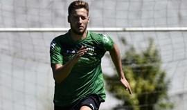 Pité e João Vasco integram convocados para a receção ao Sp. Braga