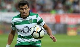 Sporting divulga convocados: Acuña é a grande ausência