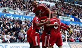 Watford de Marco Silva vence no terreno do Swansea de Renato