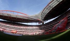 Benfica-P. Ferreira, em direto