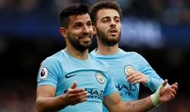 Manchester City soma mais uma goleada