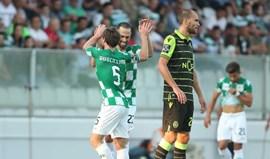 Moreirense-Sporting, 1-0 (2.ª parte)