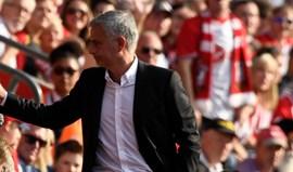Mourinho: «Título? Penso que é demasiado cedo para falar nisso»