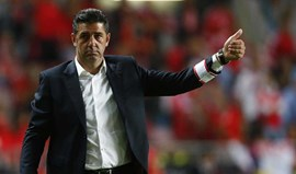 Rui Vitória: «Se calhar, noutro dia os golos entrariam»