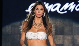 Melissa Satta de modelo a estilista