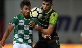 Águias criticam vídeo-árbitro do jogo do Sporting