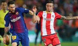 Maffeo: «Messi perguntou-me que idade tinha e se estava emprestado pelo City»