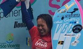 Bodyboard: Sari Ohhara sagra-se campeã em São Vicente