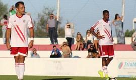 Vilafranquense-Penafiel, 1-0: Luís Pinto decidiu de livre direto