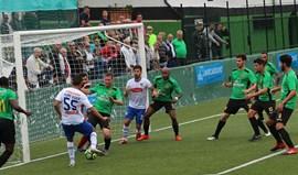 Coimbrões-Famalicão, 1-3: Suplentes decisivos na vitória