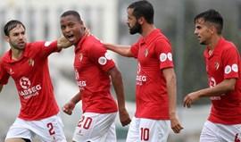 Merelinense-Real, 3-1: Agdon garante vitória com hat trick