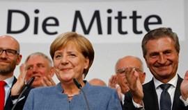 Eleições na Alemanha: Merkel vence e extrema-direita é a terceira força política