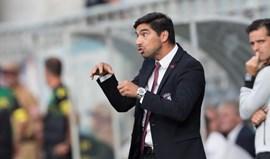 Abel Ferreira: «O resultado é bem melhor que o processo»