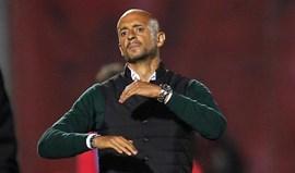 Miguel Cardoso: «Tivemos uma atitude fantástica»