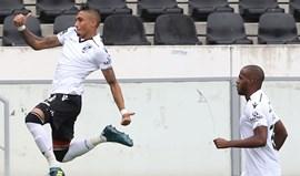 A crónica do V. Guimarães-Marítimo, 2-1: Muita adrenalina na vitória sentida
