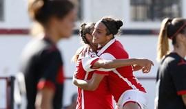 Futebol Benfica-Sp. Braga, 0-7: Superioridade minhota