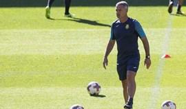 Fran Escribá já não é treinador do Villarreal