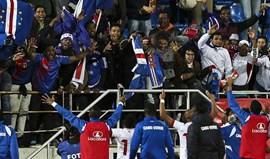 Seis 'portugueses' nos convocados de Cabo Verde para jogo decisivo com Senegal