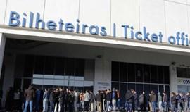 No Dragão já não há bilhetes para o jogo com o Sporting