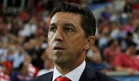 Grécia: Olympiacos despede o técnico Besnik Hasi