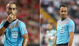 Jorge Sousa e Artur Soares Dias nomeados para a Liga dos Campeões